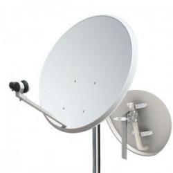Antena Parabolica Kit 80cm con LNB
