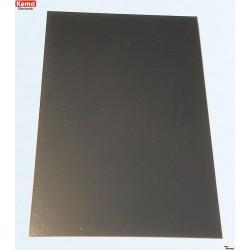 Placa con capa fotopositiva