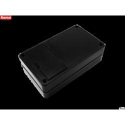 KEMO ELECTRÓNICA: Caja de plástico, grande 6V