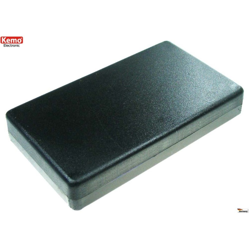 KEMO ELECTRONICA: Caja plana standard