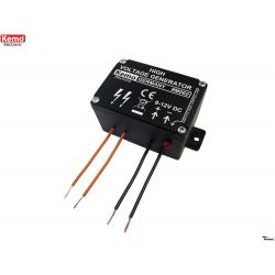 Generador de alta tension -para mini alambradas