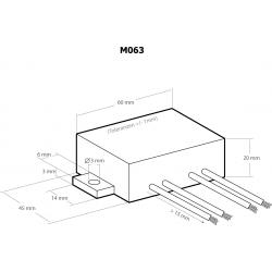 Regulador 12V-50W