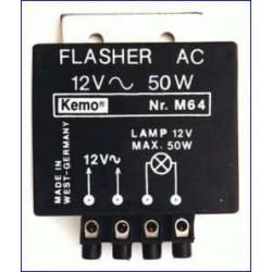 LUZ INTERMITENTE 12V-max. 50W lámparas de halógeno y bombillas
