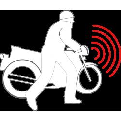 Alarma de motocicleta