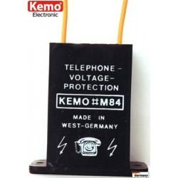Proteccion contra sobretension para el telefono