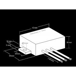 Acoplador de fases para intercomunicadores en altavoz sin hilo