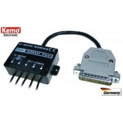 Interface para motores de corriente continua
