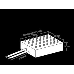 Proyector de luz infrarroja para cámaras