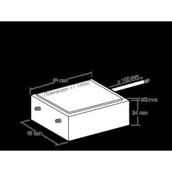 Sensor de lluvia 12 V/DC