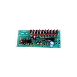 Organo de luces secuencial con 4 programas (UK-156)