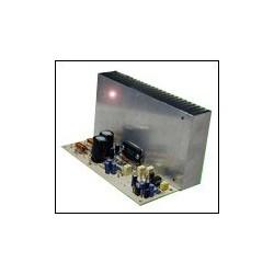 Kit para montar un módulo de amplificación de 3 canales a 35 Watios