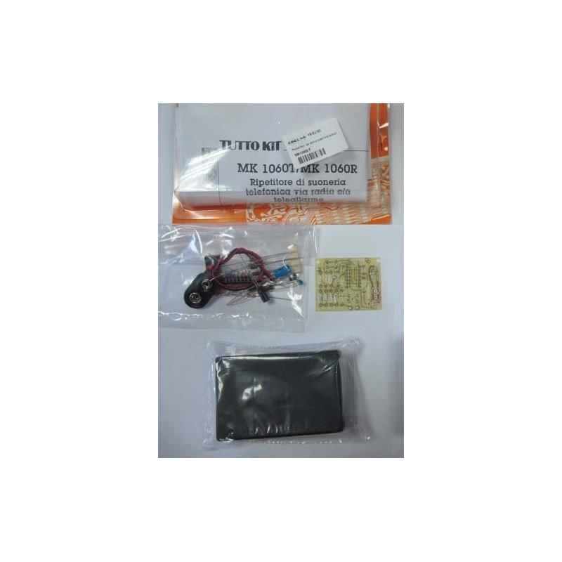 Kit para montar Repetidor sonoridad Transmisor portadora modulada PCM