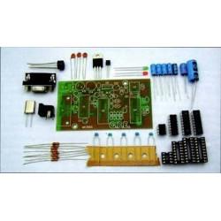 Kit para montar un Programador para decodificar y codificar HCS