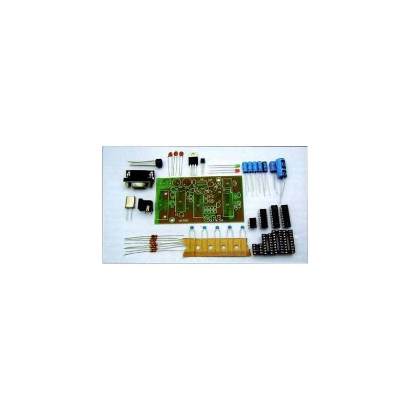 MK 3565 Programador para decodificar/codificar HCS