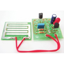 Revista Todoelectronica Nº43 + Kit electrónico Detector de líquidos