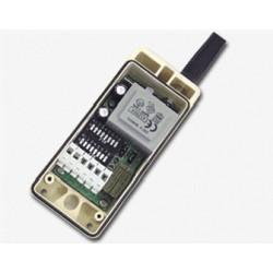 Receptor universal de 12V o 24V con 2 canales trinarios de 433.92 MHz