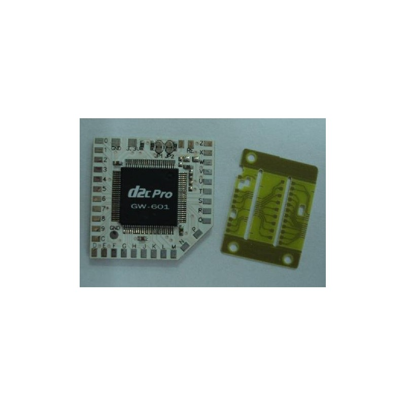 Modchip Wii D2C PRO + Flex Pcb Cable Madrid,D2C PRO Modchip + Flex Cable Nintend