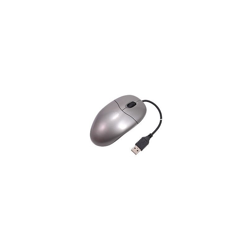 Micrófono transmisor UHF oculto en ratón con autonomía ilimitada