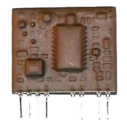 Modulador de vídeo VHF híbrido RF viedo/audio emisor 224 Hmz