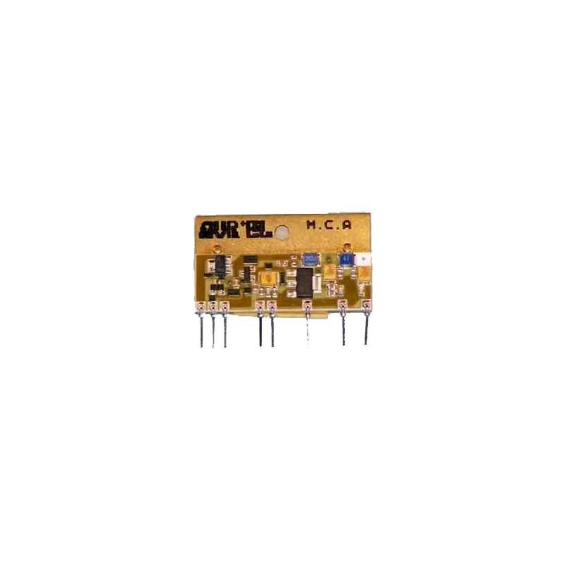 Híbrido RF Audio amplificador emisor para el C-0511