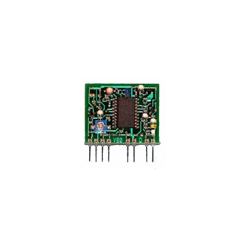 Híbrido RF video/audio emisor 224 Hmz UHF