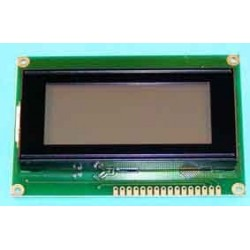 Display lcd alfanumérico 16 caracteres 4,8mm