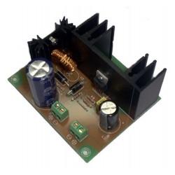 Convertidor Elevador DC-DC salida 12VDC 2A