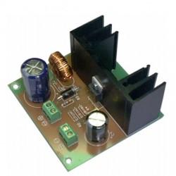 Convertidor Reductor DC-DC salida 5VDC 2,5A