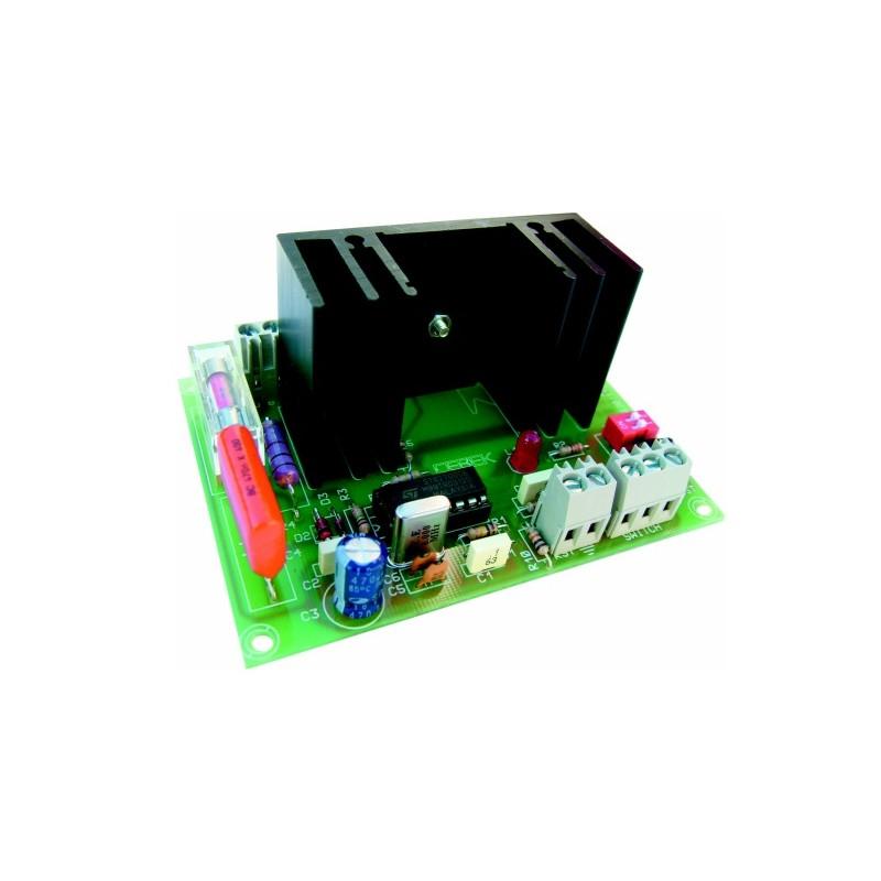 Regulador de luz día/noche 1500W (p/Belenes)