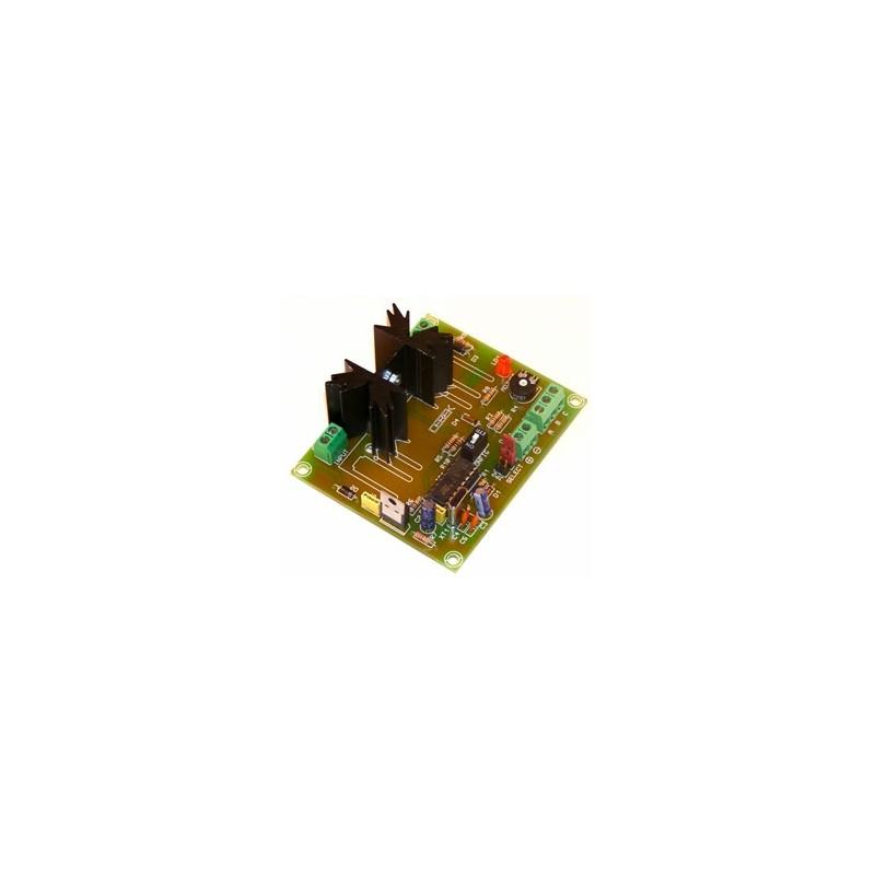 Regulador de luz 8/30V CC profesional 4A