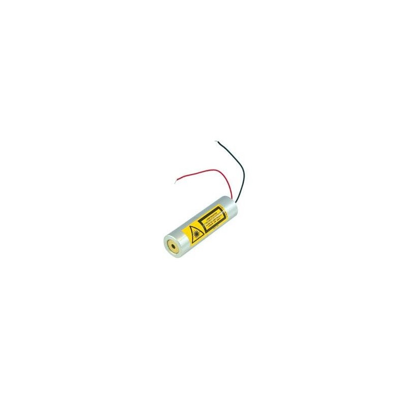 laser industrial laser cientifico experimentos LASER VERDE 100 MW Módulo con emi