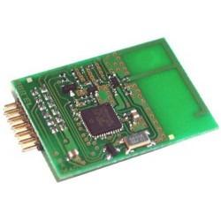 Transceptor de Gran Radio a 2.4 GHz