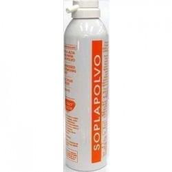 Aire/gas (soplador)a alta presion para eliminar el polvo sin dejar residuos ni h