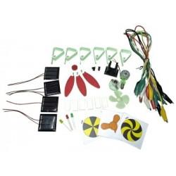 Kit solar educativo con 10 prácticas (desde 12 años)