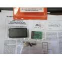 Kit para montar un Sensor interruptor para ventanas de grosor máx 50mm