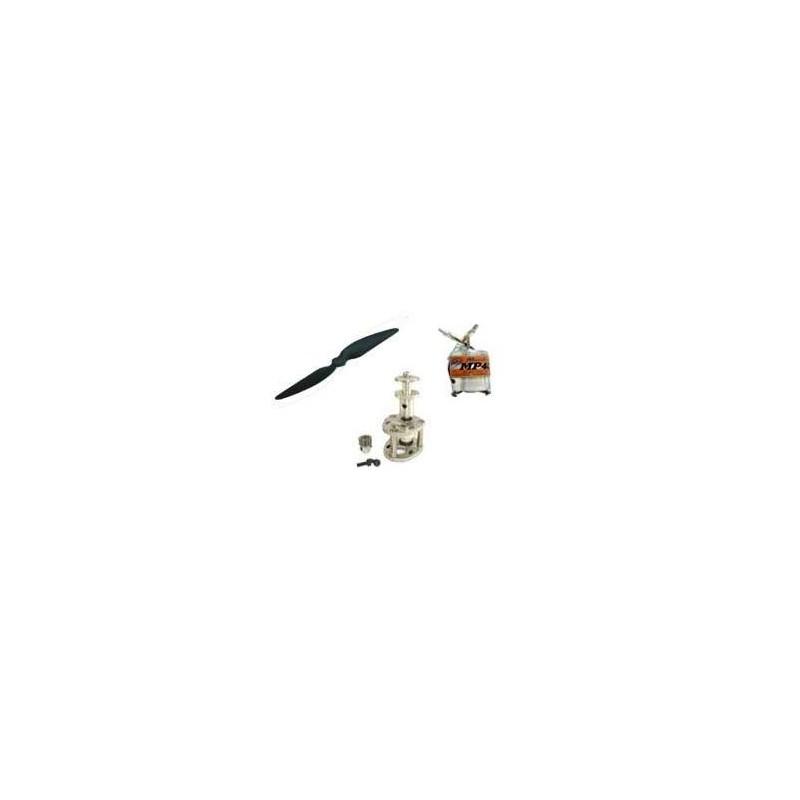 Kit de propulsion 400/D8xP6/1:1.7 (Rodamiento por bolas)