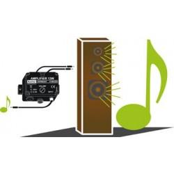 """Universal Amplificador de 12 W """"Plug & Play"""""""