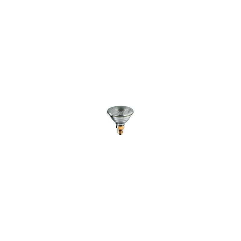 Bombilla reflectora grande y de bajo consumo. Consumo de 120 a 150W