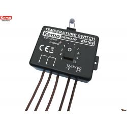Termostato automático-termostato 12 V/DC