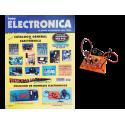 Kit electrónico para montar: mini emisora FM con micrófono + Instrucciones