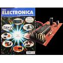 Kit electronico para montar, circuito generador de melodías + revista todoelectra