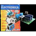 Kit electronico para montar, regulador de luz + revista todoelectronica Nº9