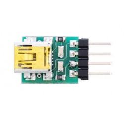Módulo convertidor USB / SERIAL Módulo convertidor USB - UART serie de tamaño co