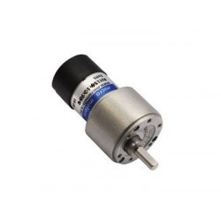 ROBÓTICA: MOTORREDUCTORES 12 VDC a 43 rpm - 30 Ncm