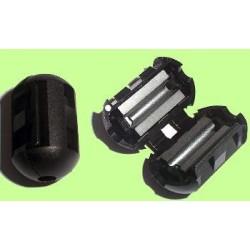 Filtro de protección EMI para cable, diámetro 3,5mm