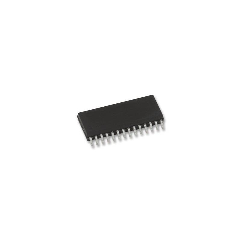 PIC16F876-04/SO MICROCHIP  MCU FLASH 8 BITS, SMD, TUBE27, 16F876  Serie:PIC1