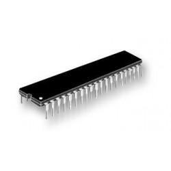 Conversor analogico-digital ICL7107SCPL Control Display LED/LCD