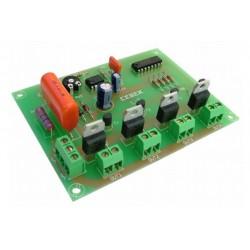 Secuencial de 4 salidas a triac 230V CA