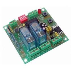 Receptor RF G3 2 canales mon/biest. 12/24VCC