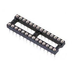 * DIP Socket     * Connector Type:DIP Socket     * Series:800     * No. of Co